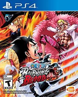 One Piece: Burning Blood (輸入版:北米) - PS4