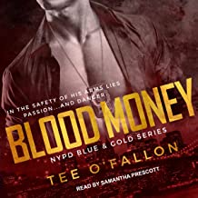 Blood Money: NYPD Blue & Gold Series, Book 2