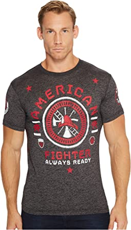 American Fighter - Always Ready Short Sleeve Tee
