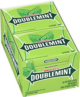 Wrigley's Chewing Gum, 10 Packs