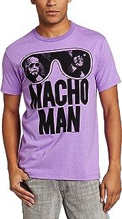 American Classics Men`s Macho Man Ooold School T-Shirt