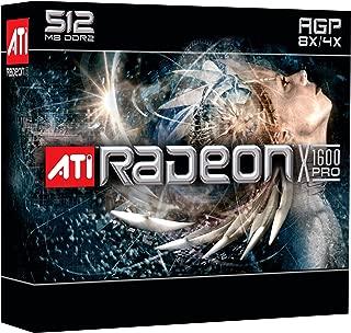 ATI Radeon X1600 Pro 512 MB AGP