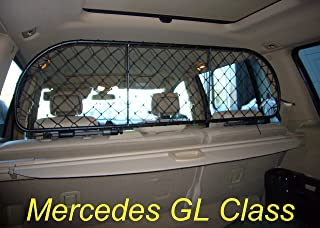 Dog Guard, Pet Barrier Net and Screen RDA65-XL for MERCEDES GL Class, to be installed rear the second seats row, for Luggage and Pets