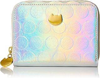 [ツモリチサト] 折財布 ミニ財布 ラウンドヘム