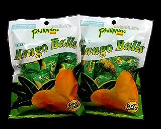 Philippine Brand Dried Mango Balls 100g (2 packs)
