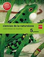 Ciencias de la naturaleza. 5 Primaria. Savia. Madrid [LOMCE] - 9788467574265