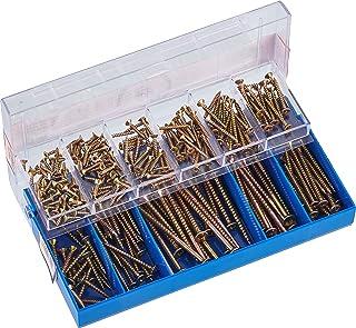 Connex DP8500020 - Tornillo para madera (pack de 295