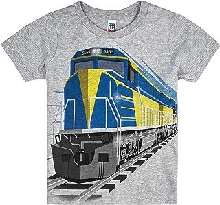 Shirts That Go Little Boys' Diesel Train T-Shirt