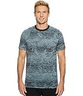 Lacoste Sport Print Technical Jersey Tennis T-Shirt