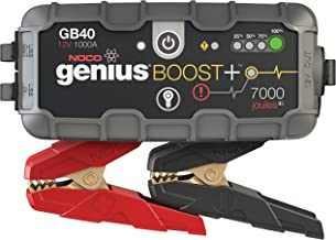 NOCO Boost Plus GB40 1000 Amp 12-Volt UltraSafe Portable Lithium Car Battery Jump Starter Pack for Up to 6 Gasoline and 3-Liter Diesel Engines
