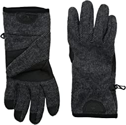 GL360014 Ribbed Knit Stretch Glove