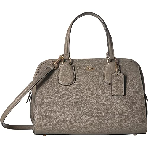 COACH Womens Crossgrain Nolita Satchel