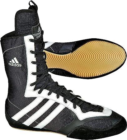 adidas TYGUN II Chaussures de boxe Noir black / running white ...