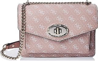 GUESS Womens Convertible Crossbody Bag, Rosewood - SG743721