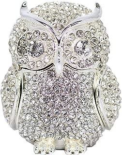 owl jewelry box