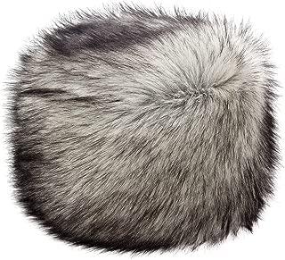 Futrzane Women's Russian Cossack Faux Fur Hat for Winter