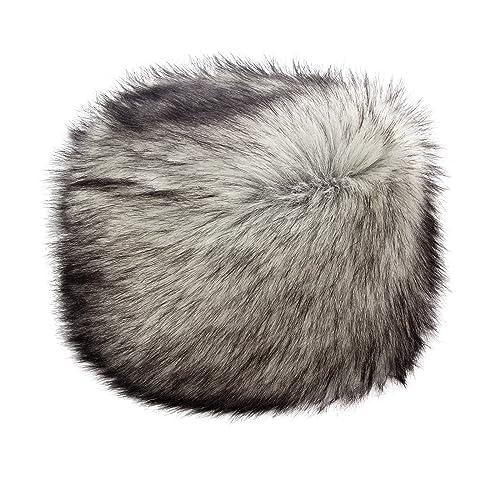 a9a8e92b092 Futrzane Women s Russian Cossack Faux Fur Hat for Winter