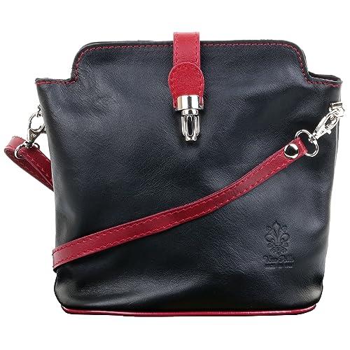 Primo Sacchi® Italian Leather Hand Made Adjustable Strap Cross Body or Shoulder  Bag Handbag. b6a5481d08e1a