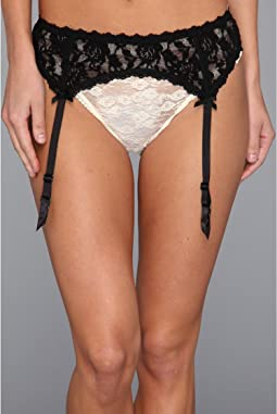 Signature Lace Garter Belt