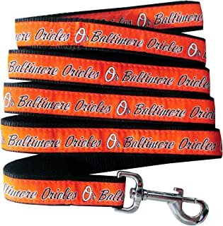 orioles dog leash