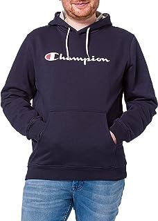 Champion Sudadera con Capucha Classic Logo Hombre