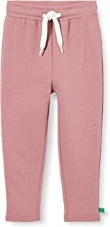 Fred'S World By Green Cotton Sweatpants Slim Baby Bébé Fille