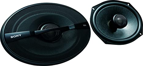 Sony XSGS6921 GS Series 6 x 9 Inches 2-Way Speakers (Set of 2)