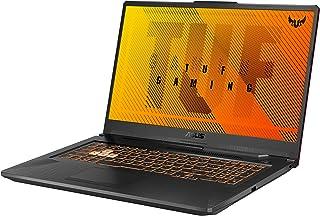 ASUS ゲーミングノートパソコン TUF Gaming A17 FA706II(AMD Ryzen7 4800H/16GB・SSD 512GB/17.3インチ/GTX 1650 Ti/1,920×1,080ドット (フルHD) (...
