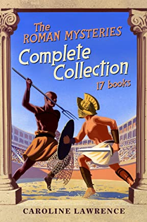 Roman Mysteries Complete Collection (The Roman Mysteries) (English Edition)