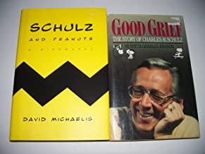 Charles M. Schulz Set - Schulz and Peanuts A Biography & Good Grief