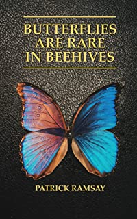Butterflies are Rare in Beehives