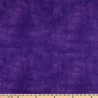 Wilmington Prints Wilmington Essentials 108`` Quilt Backing Dry Brush Fabric, Purple