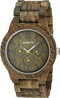 Men's Kappa Army Wooden Watch