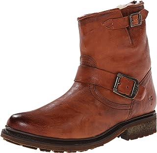 حذاء برقبة للنساء من FRYE 6 حذاء Valerie ، بني فاتح، 6. 5 M US