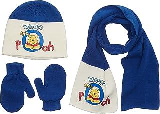 Disney Winnie The Pooh - bonnet et echarpe - Bébé garçon