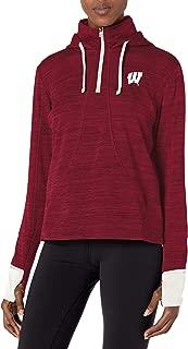 NCAA Women's OTS Annabelle 1/4-Zip Pullover Hoodie