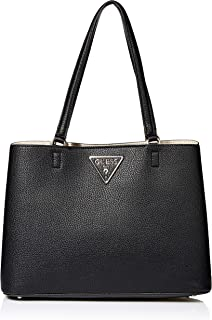 GUESS Womens Girlfriend Carryall Bag, Black - VG743910