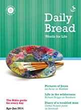 Daily Bread Apr-Jun 2014: Words For Life