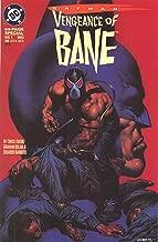 Batman Vengeance of Bane # 1 (Second Printing,1993)
