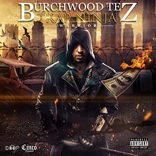 Trap Ninja Warrior [Explicit] de Burchwood Tez en Amazon ...