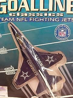 ERTL NFL Dallas Cowboys Die Cast Jet Plane, New