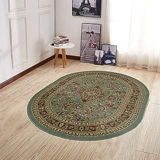 Ottomanson Home Collection Modern Area Rug, 5' X 6'6