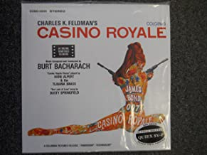 Casino Royale Soundtrack Springfield/bacharach Classic Records 45 RPM 200 Gram
