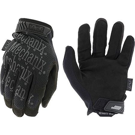 Mechanix Wear: The Original Covert Tactical Work Gloves (Medium, All Black)