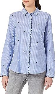 Amazon.es: Blusas y camisas para mujer - Rayas / Blusas y ...