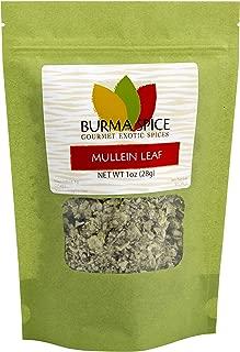 Dried Mullein Leaf   Herbal Tea   100% Natural   Kosher Certified   (1 oz)