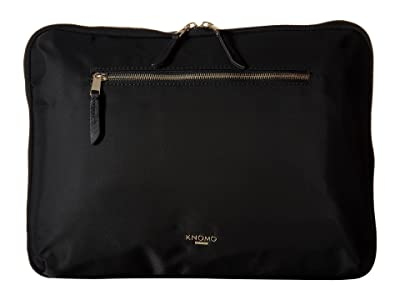 KNOMO London Mayfair Knomad II 12 Organiser (Black) Computer Bags
