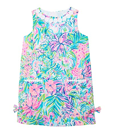 Lilly Pulitzer Kids Little Lilly Classic Shift Dress (Toddler/Little Kids/Big Kids) (Multi Lillys Favorite Things) Girl
