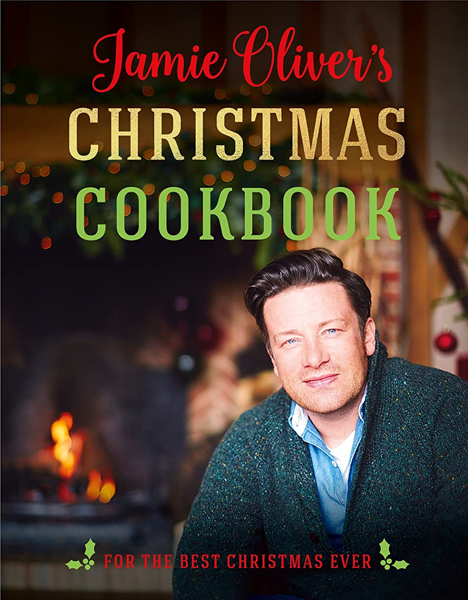 分割バーガーサロンJamie Oliver's Christmas Cookbook: For the Best Christmas Ever (English Edition)