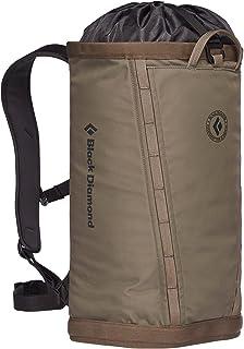 Black Diamond STREET CREEK 20 – robust ryggsäck i Haulbag-design, 20 l